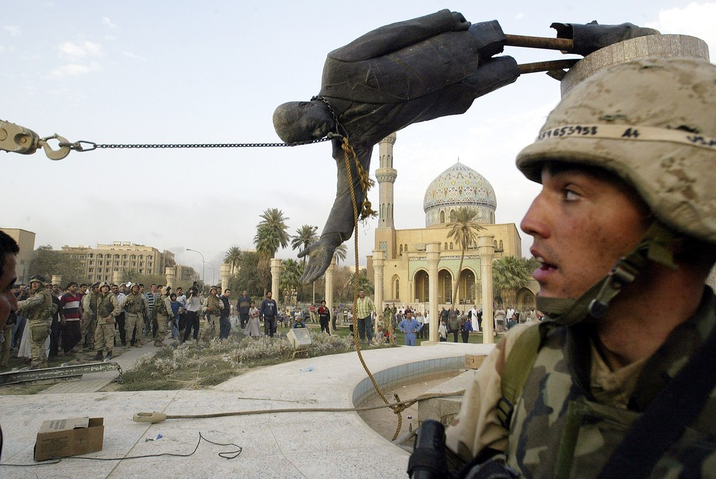 TOPIX IRAQ US WAR